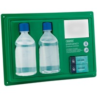 Draper Emergency Sterile Eye Wash Station