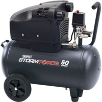 Draper DA50 Storm Force Air Compressor 50 Litre