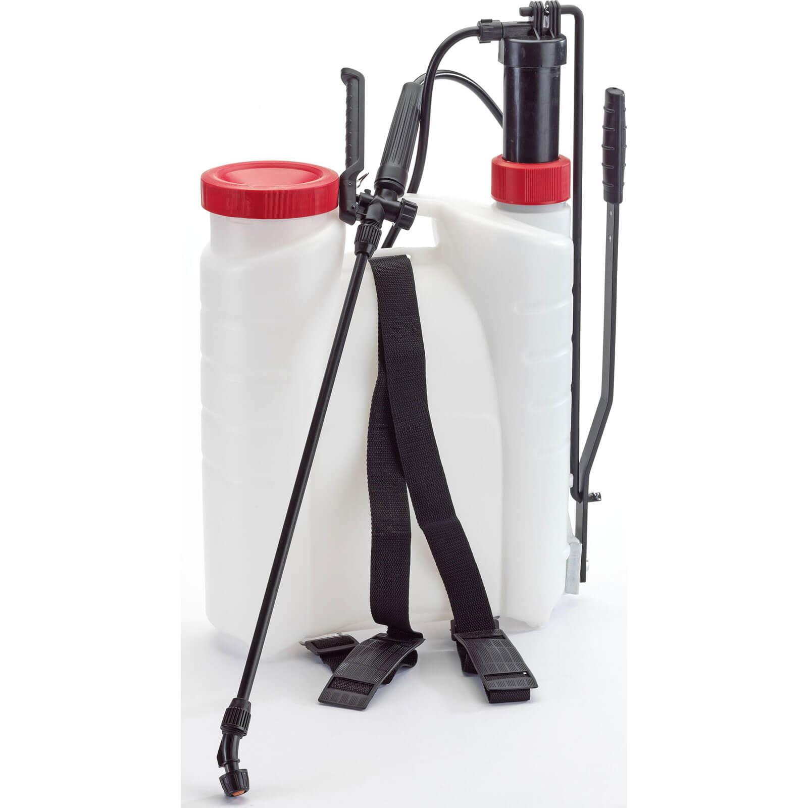 Draper Expert Epdm Knapsack Pressure Sprayer 12l