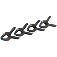 Draper 4 Piece Spring Clamp Set