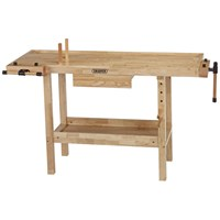 Draper Wooden Workbench