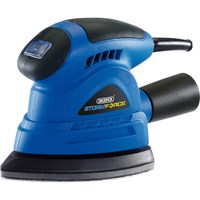 Draper Storm Force Tri-Palm Sander