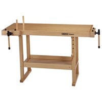 Draper Heavy Duty Wooden Workbench