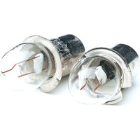 Draper 2 Piece Replacement 2.4v / 0.75A Torch Bulb