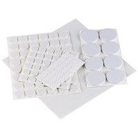 Draper 125 Piece Felt Pad Set