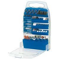 Draper 200 Piece Rotary Multi Tool Accessory Kit