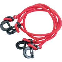 Draper Elastic Bungee Straps Safety Hooks