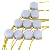 Draper 10 Piece SMD LED Festoon Site Lights Set