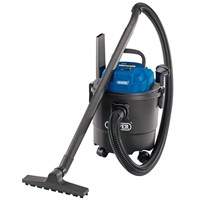 Draper WDV15P Wet and Dry Vacuum Cleaner