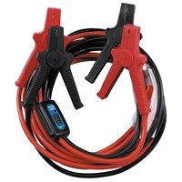 Draper Surge Protected Booster Cable Jump Leads