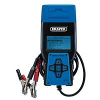 Draper BTP Automotive Battery Tester and Integrated Printer