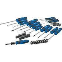 Draper 56 Piece Screwdriver and Socket Tool Kit
