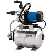Draper BP3 Stainless Steel Booster Pump