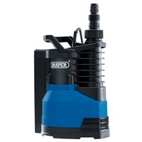 Draper SWP220IFS Submersible Water Pump and Integrated Float Switch