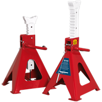 Sealey Easy Action Ratchet Axle Stands