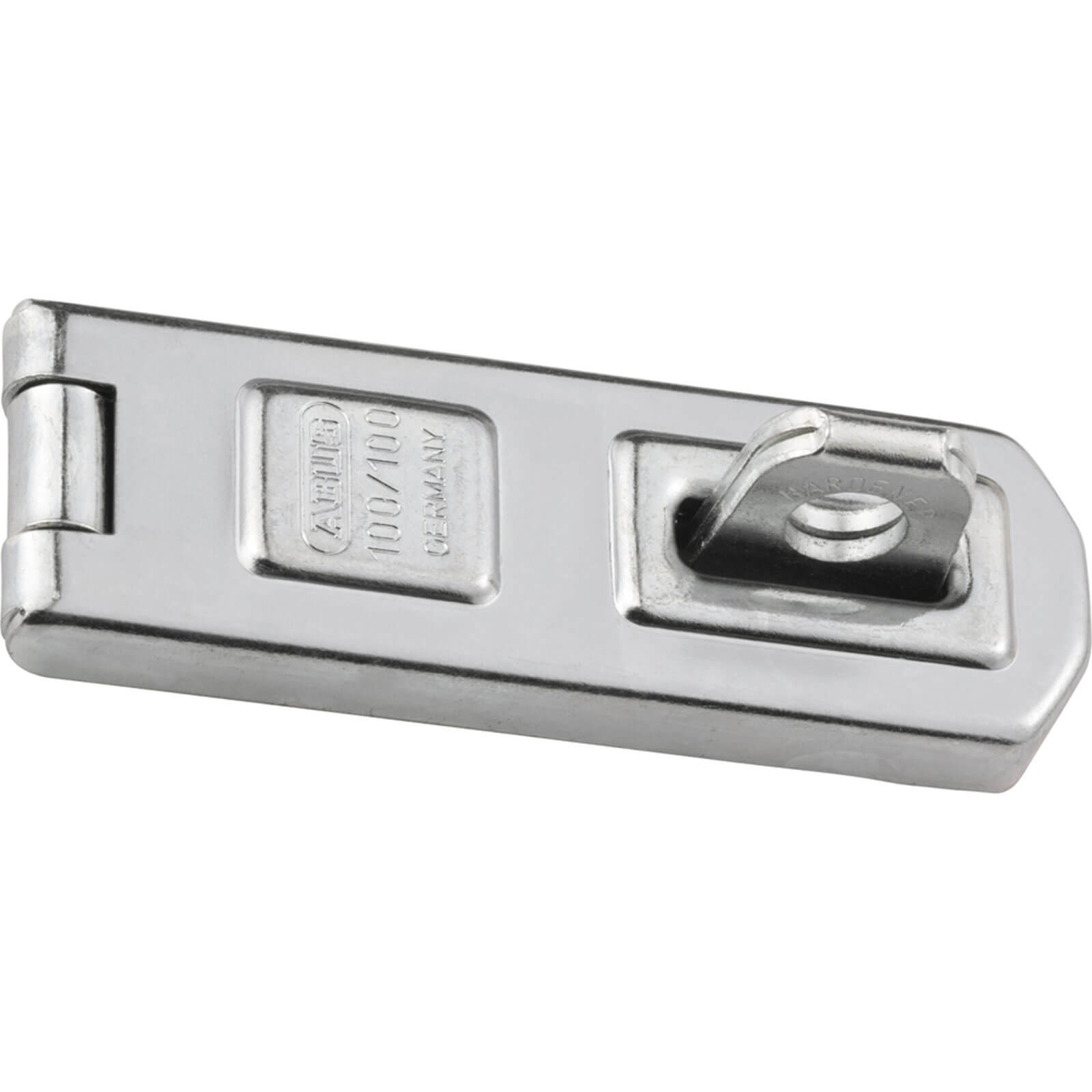 Image of Abus 100 Series Tradition Hasp & Staple 100mm
