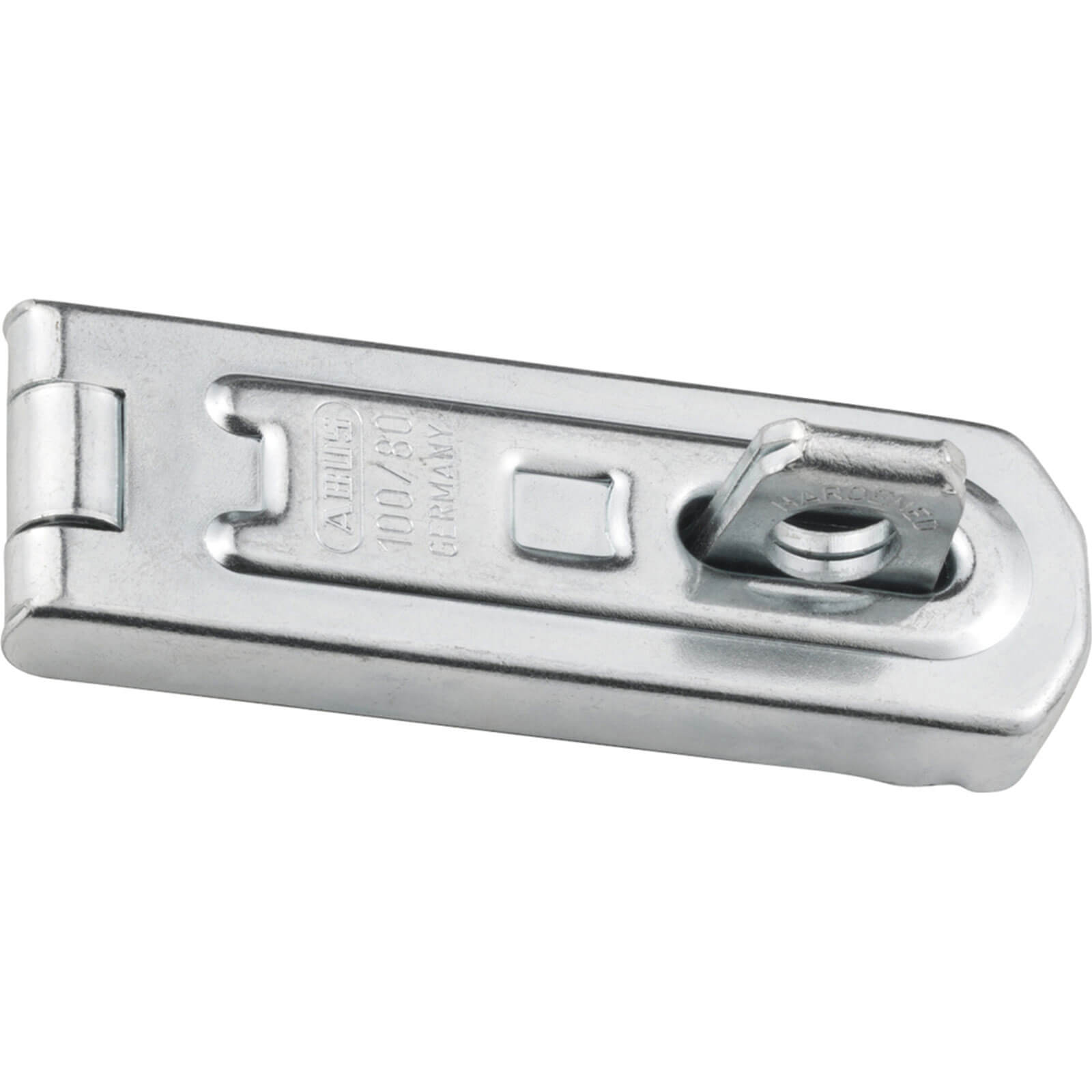 Image of Abus 100 Series Tradition Hasp & Staple 80mm