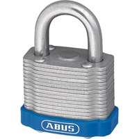 Abus 41 Series Laminated Steel Padlock Keyed Alike