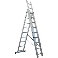 Sealey 3 Way Combination Ladder