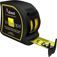 Advent 2-In-1 Double Sided Gap Tape Measure