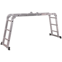 Sealey 4 Way Combination Ladder