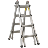 Sealey Telescopic 4 Way Combination Ladder