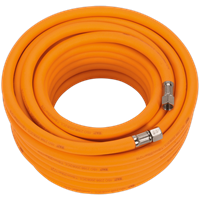 Sealey Hybrid Hi Vis Air Line Hose
