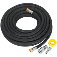 Sealey AHK04 High Flow Air Line Hose Kit
