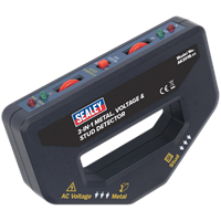 Sealey 3 in 1 Metal Voltage & Stud Detector