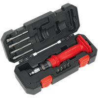 Sealey AK2084 8 Piece Heavy Duty Impact Driver Set