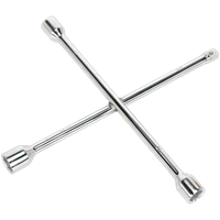 Sealey AK2093 4-Way Wheel Nut Lug Wrench