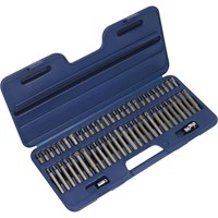 Sealey 56 Piece Screwdriver Bit Set