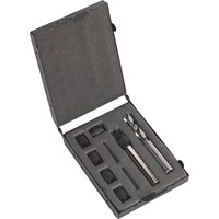 Sealey 9 Piece Spot Weld Cutter Drill Bit Set