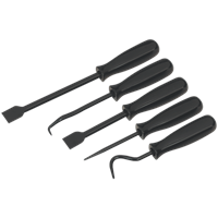 Sealey 5 Piece Hook and Scraper Set