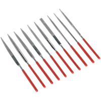 Sealey 10 Piece Diamond Needle File Set
