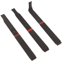 Sealey 3 Piece Panel Seam Splitter Set