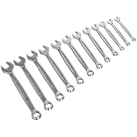 Sealey 12 Piece Lock On Combination Spanner Set Metric