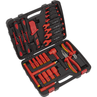 Sealey 27 Piece VDE Insulated Tool Kit