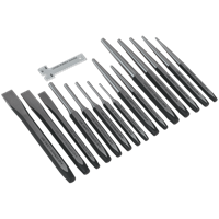Sealey 16 Piece Punch and Chisel Set