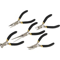 Sealey 5 Piece Mini Plier Set