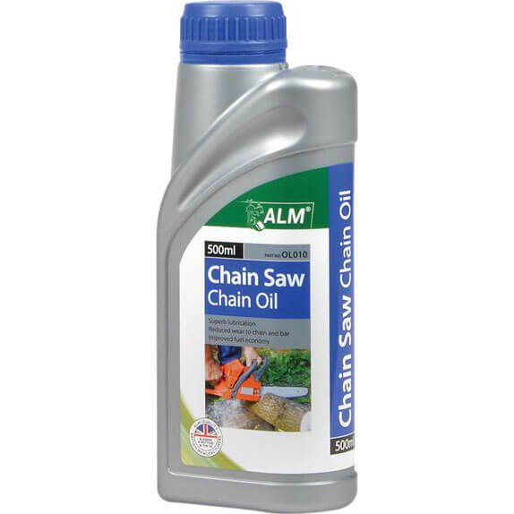 Image of ALM Chainsaw Chain Oil 500ml