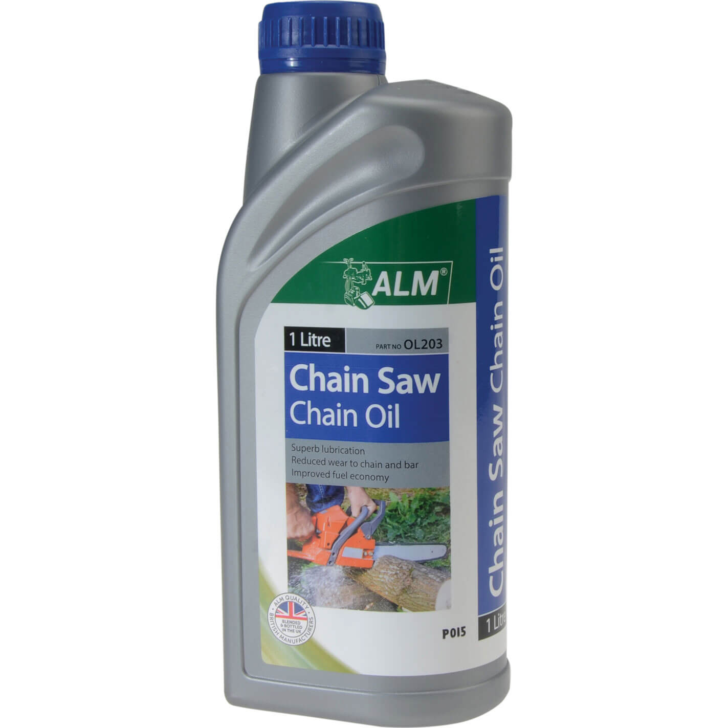 Image of ALM Chainsaw Chain Oil 1l