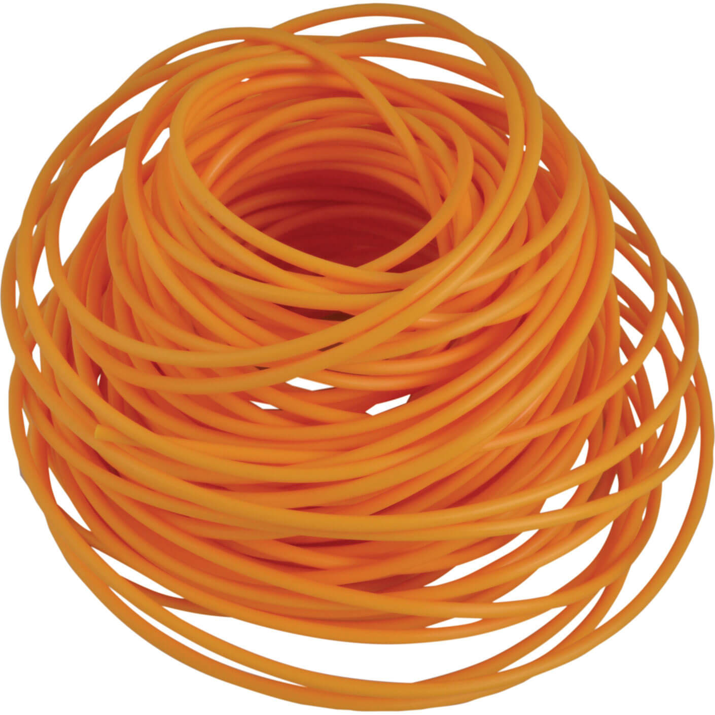 ALM SL004 2.4mm x 20m Orange Strimmer Spool Replacement Line Fits Most Trimmers