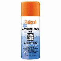 Ambersil Amberclens Anti Static Foaming Cleaner Aerosol