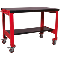 Sealey Mobile 2 Level Metal Workbench