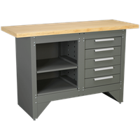 Sealey Heavy Duty Workbench 5 Drawer