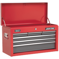 Sealey American Pro 6 Drawer Tool Chest