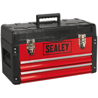 Sealey AP547 Heavy Duty Toolbox & 2 Drawers