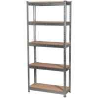 Sealey AP6150 5 Shelf Galvanised Racking Unit
