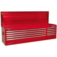 Sealey Superline Pro 10 Drawer Heavy Duty Wide Tool Chest
